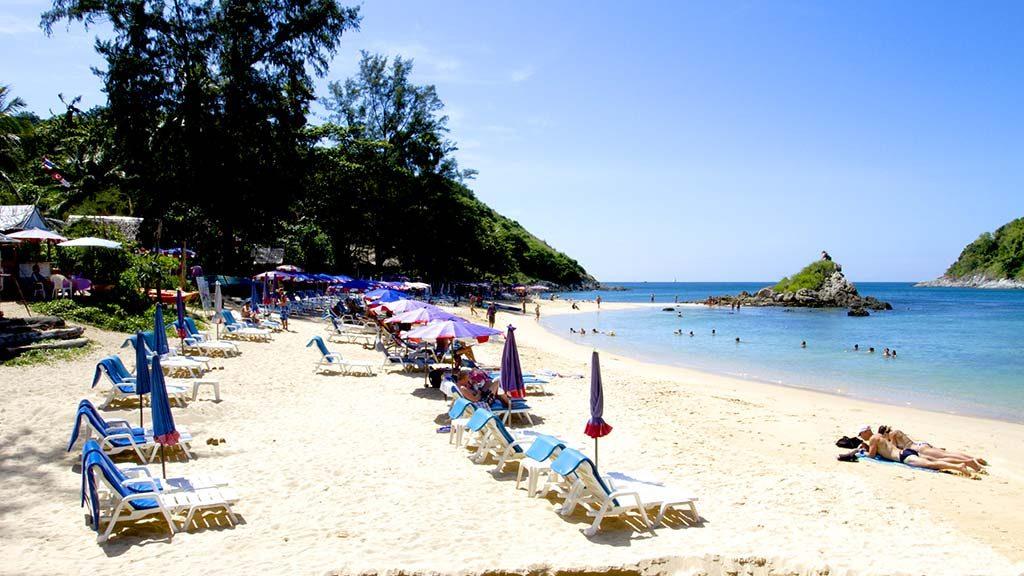 Phuket beach.