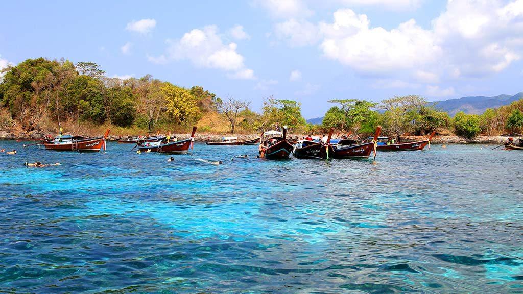 Koh Tarutao National Park, snorkel area