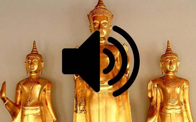 Audio-guide (Spanish) Wat Pho, Bangkok