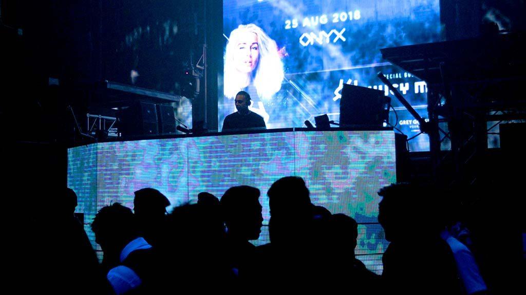 Onix nightclub in Bangkok