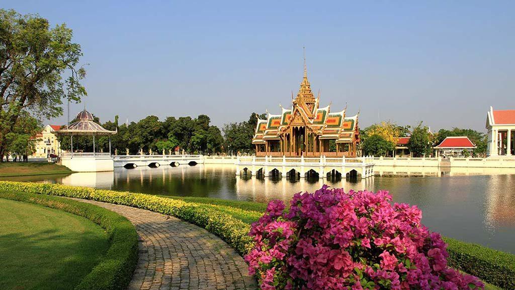 Bang Pa-In Summer Palace, Ayutthaya.