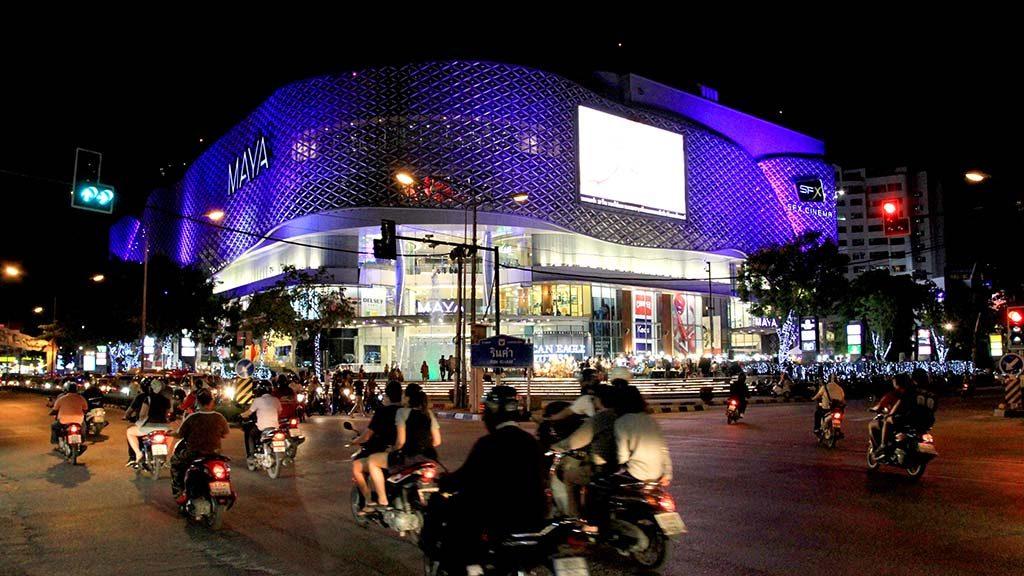 Maya shopping center, Chiang Mai