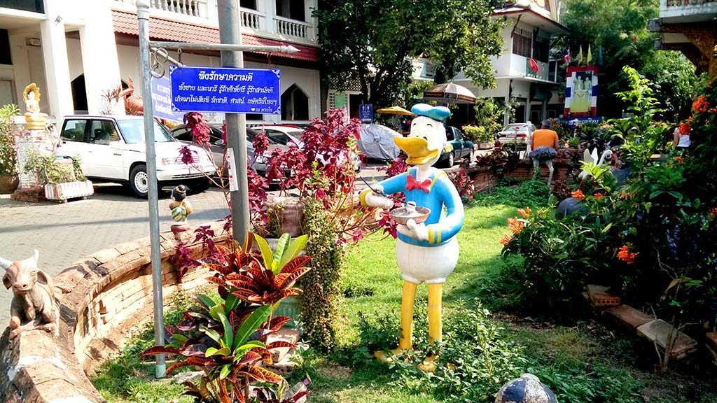 Wat Buppharam, Chiang Mai.
