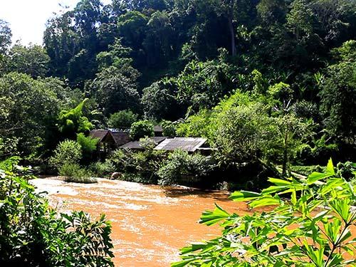 Mae Taeng Valley.