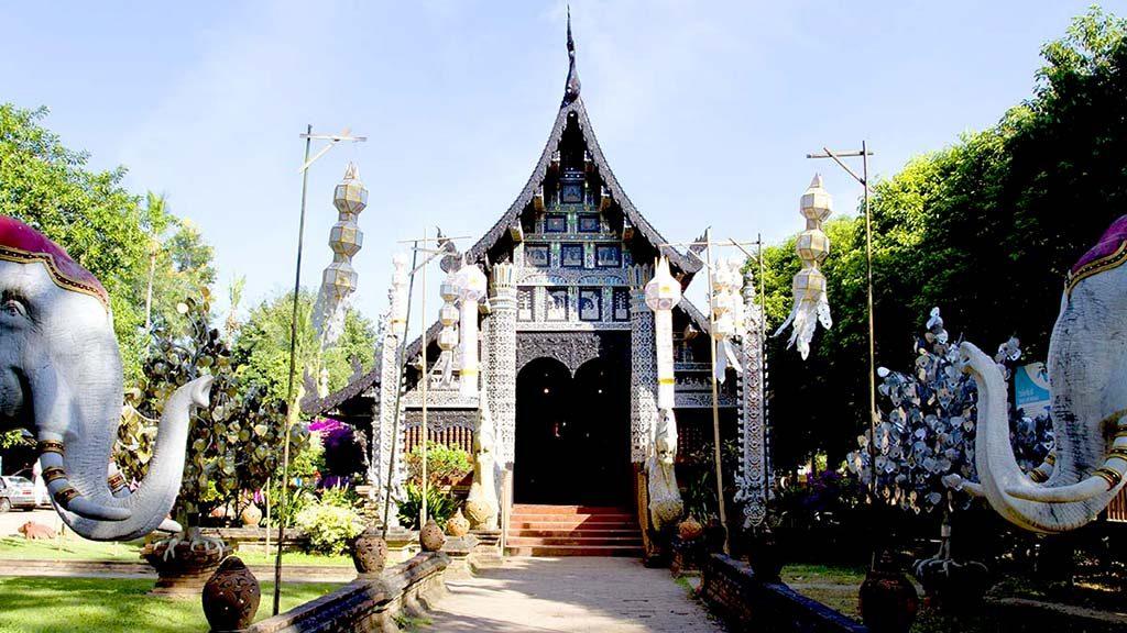 Wat Lok Molee, Chiang Mai.