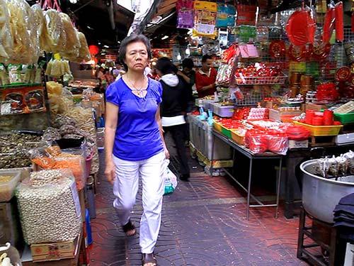 Sampeng Lane, Bangkok.