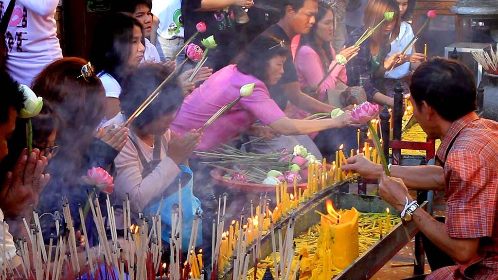 Wat Doi Suthep.
