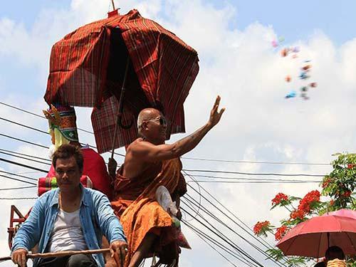 Buddhist novices celebration, Surin