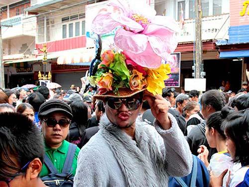Phi Ta Kon festival, Dan Sai, Loei.