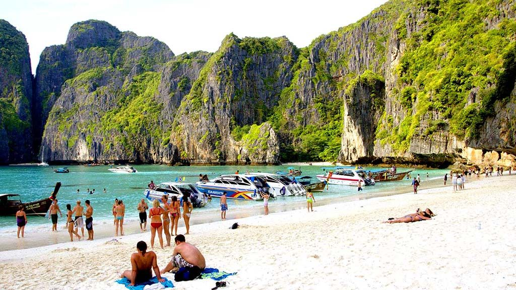 Maya Bay, Koh Phi Phi.