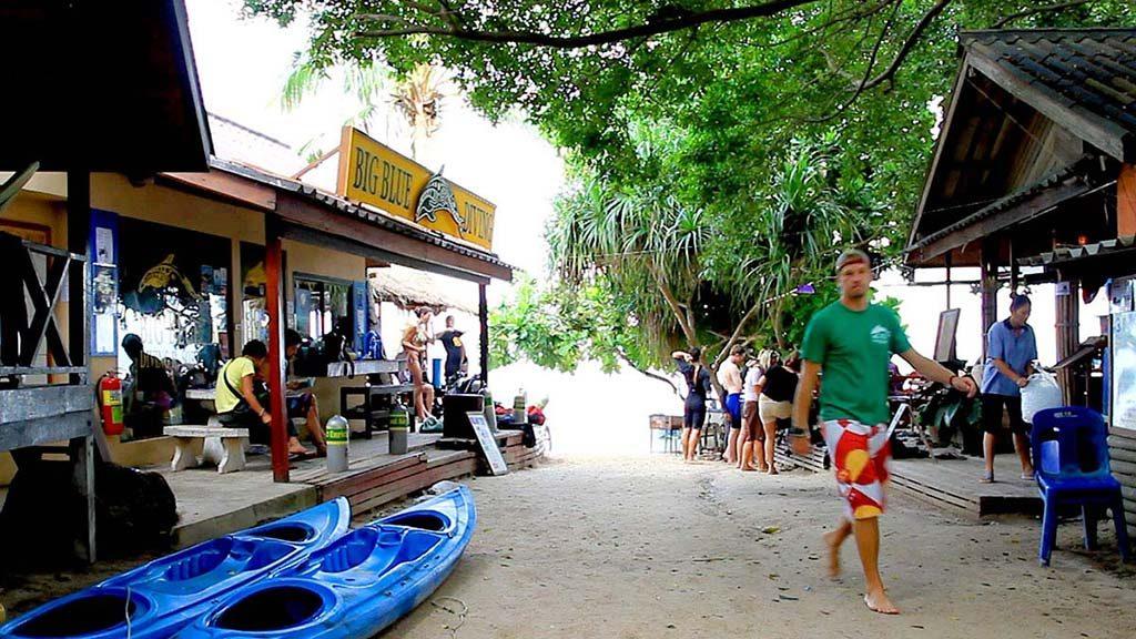Saire beach, Koh Tao