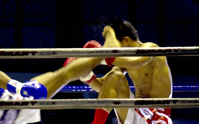 Muay Thai is deeply rooted in Thai culture.