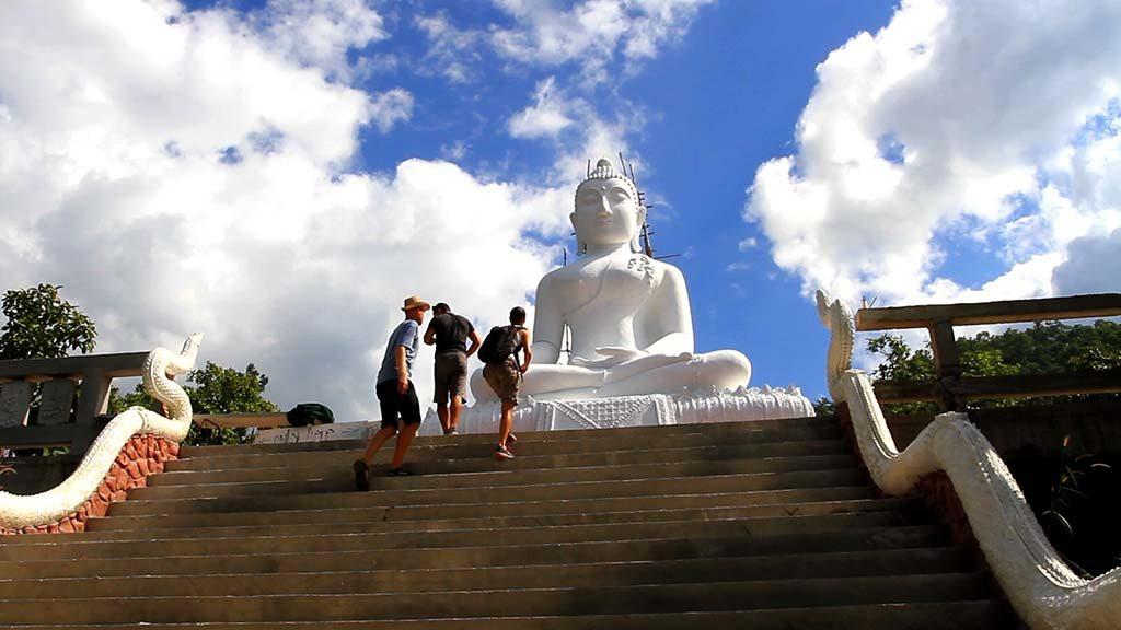 Wat Phra That Mae Yen.