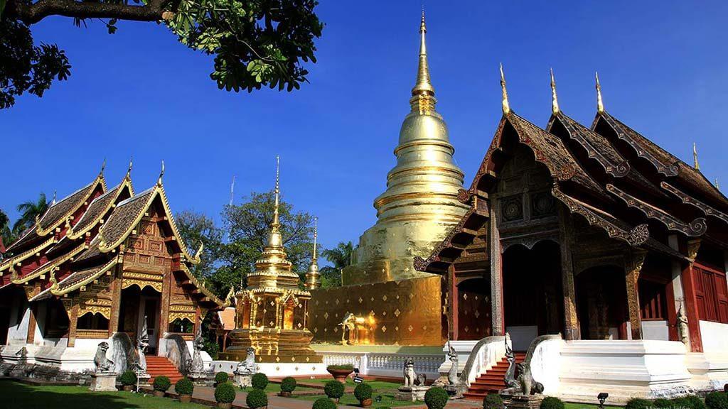 Wat Phra Sing, Chiang Mai.