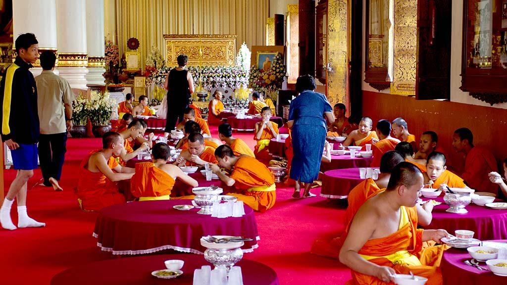 Assembly hall or vihan, Wat Phra Singh