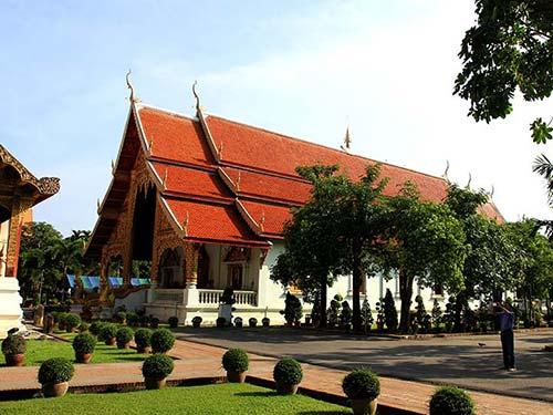 Main Assembly hall, Wat Phra Singh.