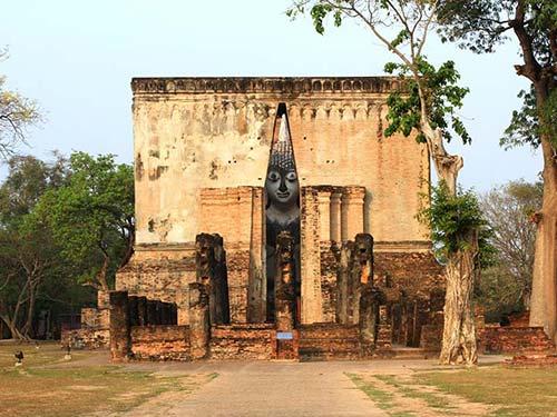 Wat Si Chum, Sukhothai.