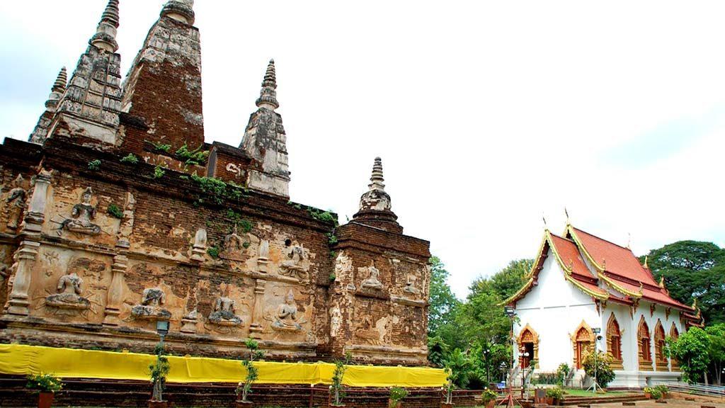 Wat Jedyod, Chiang Mai.