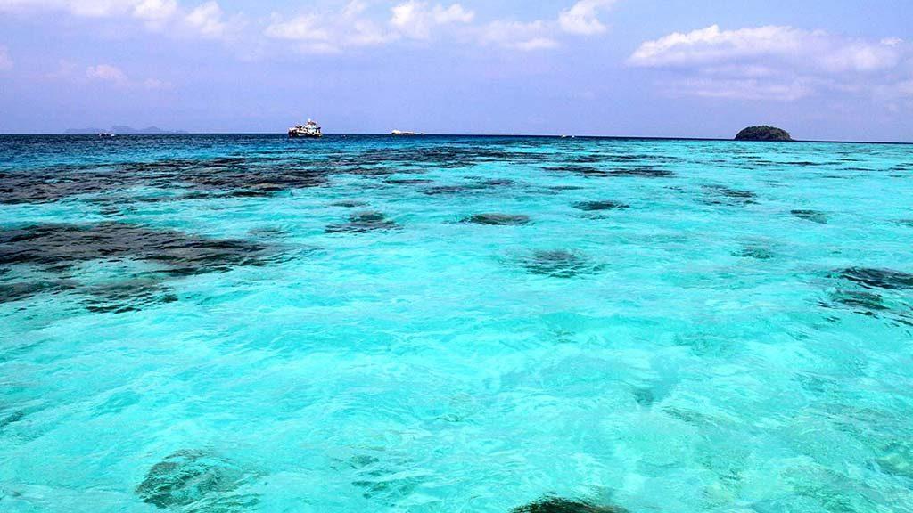 Koh Lipe coast, Andaman Sea.
