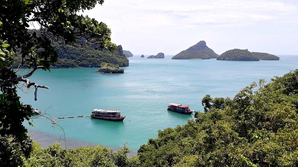 Ang Thong National Park.