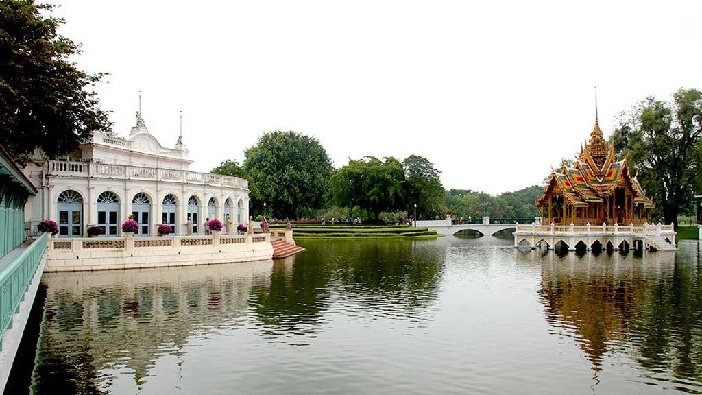 Bang Pa-In Summer Palace.