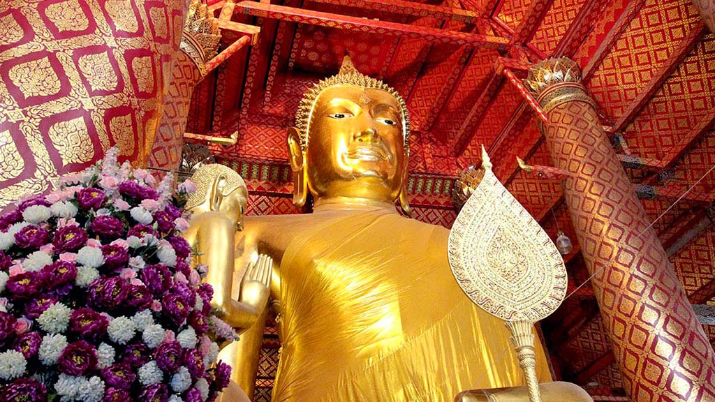 Wat Phanan Choeng.