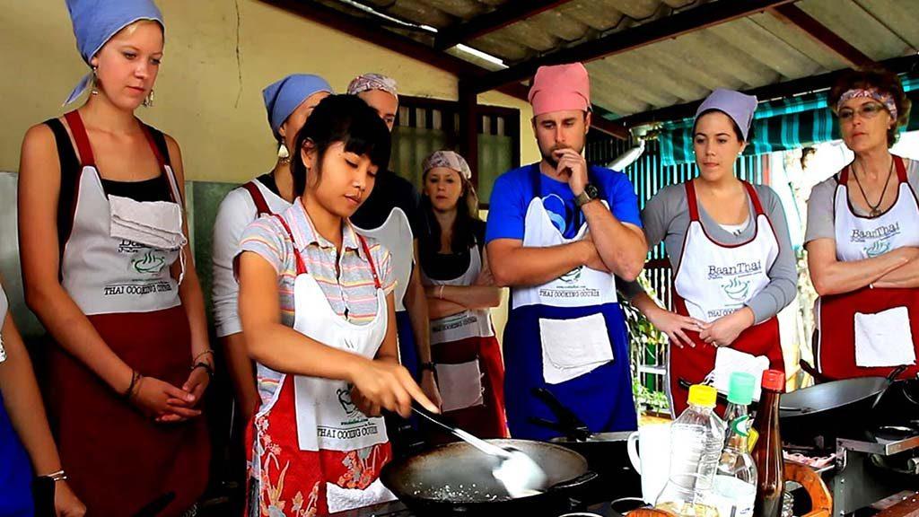 Baan Thai Cookery School, Chiang Mai.