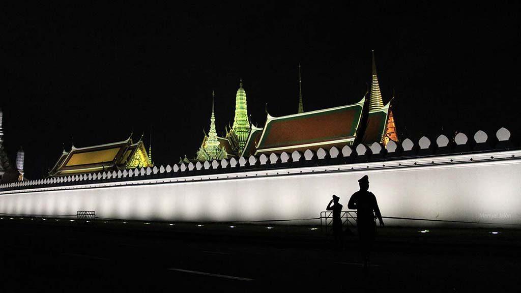 Grand Palace of Bangkok.