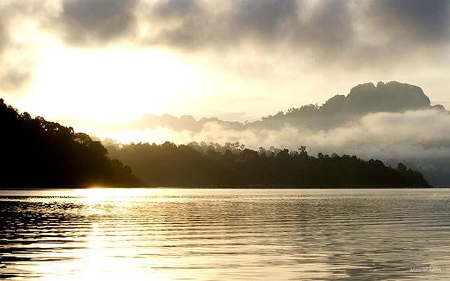 Khao Sok National Park.