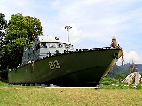 2004 Tsunami Memorial Ship.