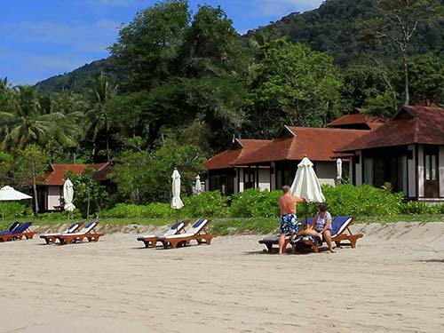 Koh Lanta Beach.