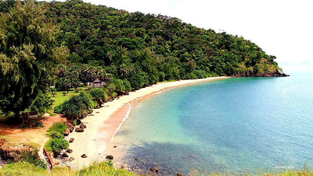 Koh Lanta National Park.