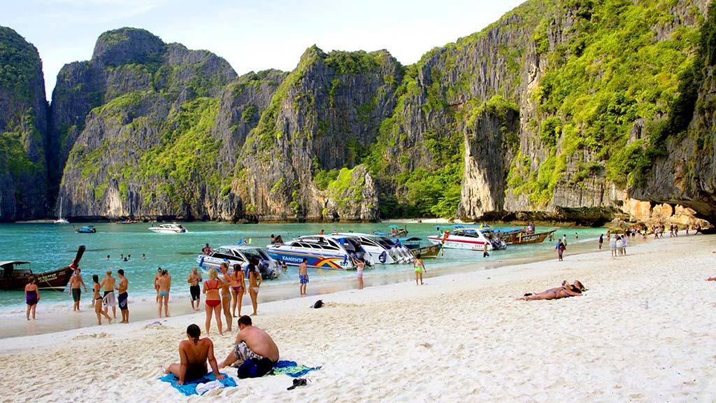 Maya Bay, Koh Phi Phi Leh.