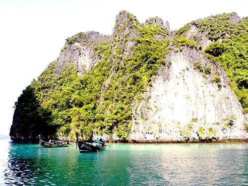 Koh Phi Phi Leh.