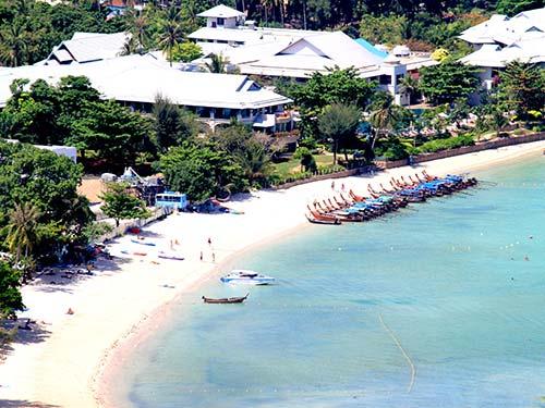 Koh Phi Phi Don Beach.