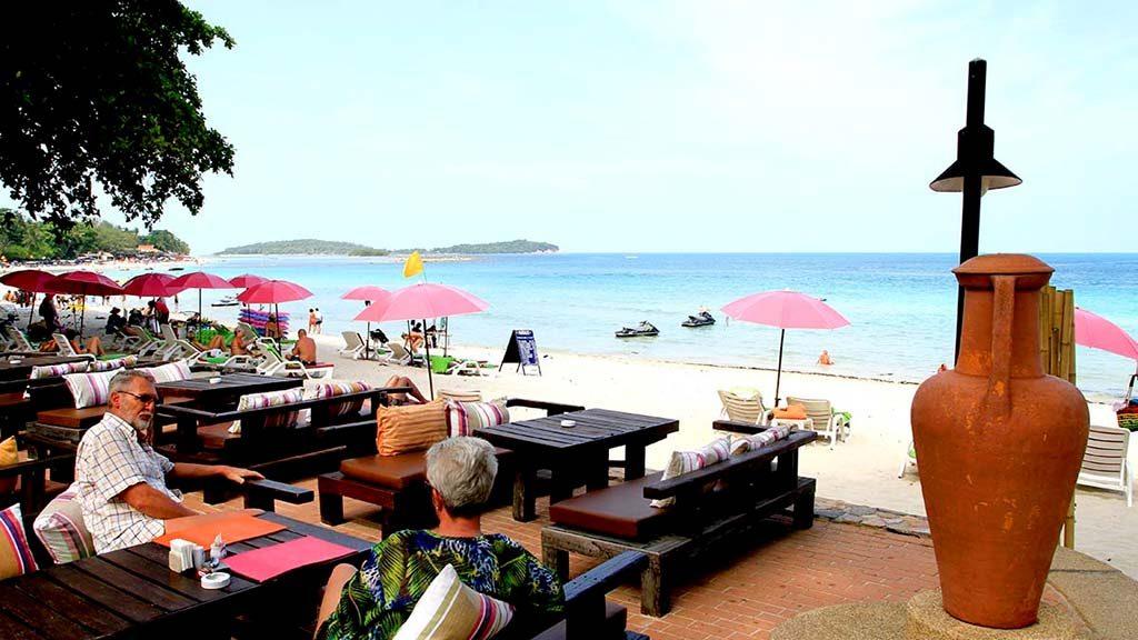 Chaweng beach, Koh Samui.