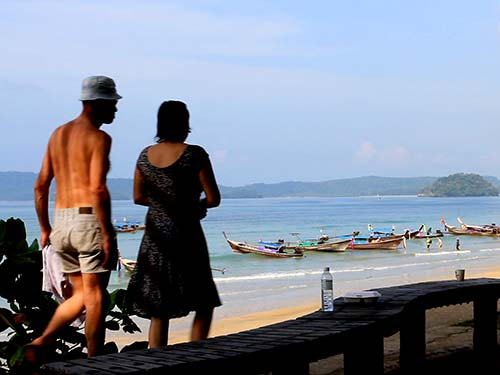 Ao Nang Beachfront.
