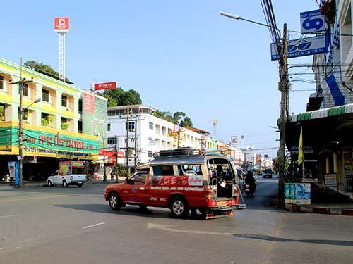 Krabi Town.