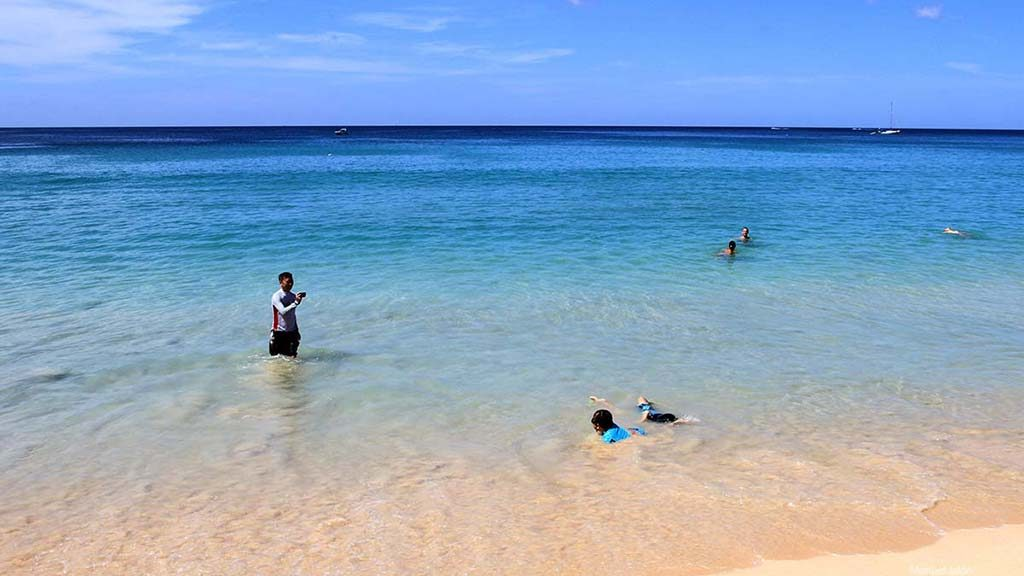 Kata Noi beach, Phuket.