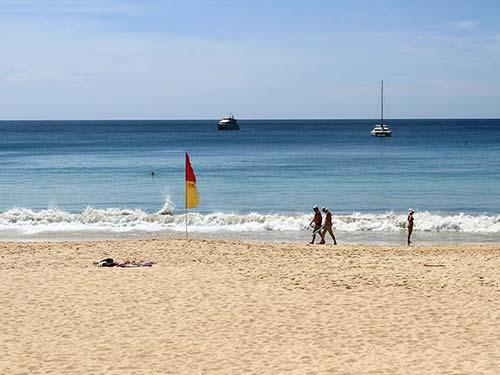 Hai Narn beach.