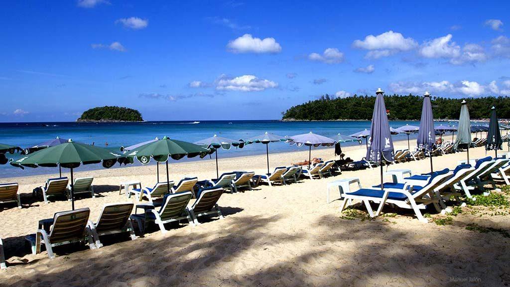 Kata Main beach, Phuket.