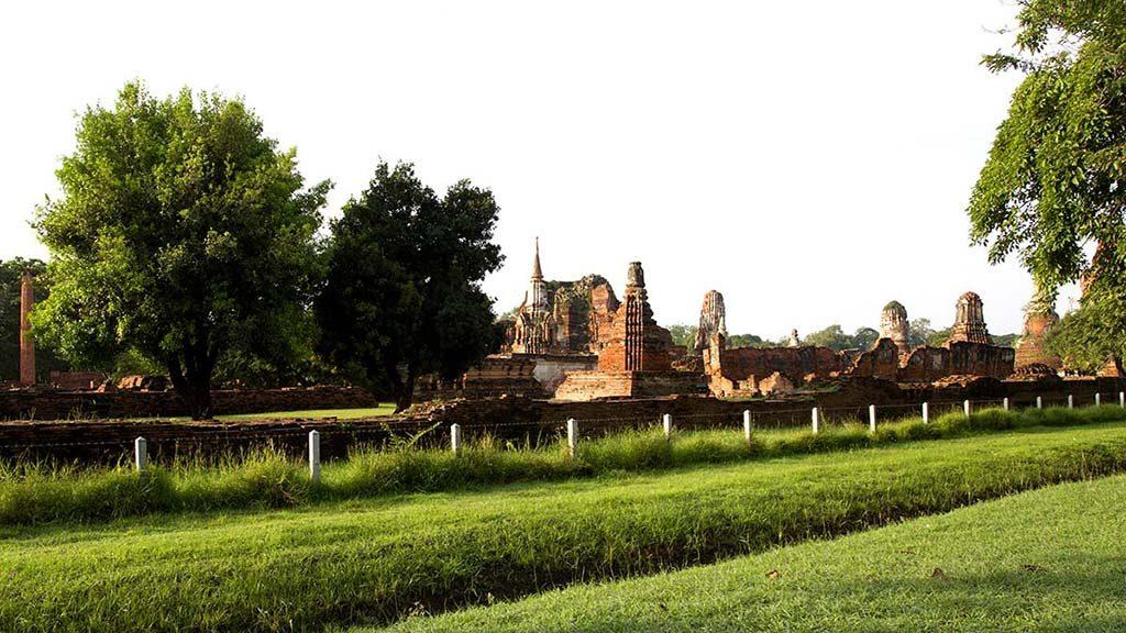 Wat Mahathat, Ayutthaya.
