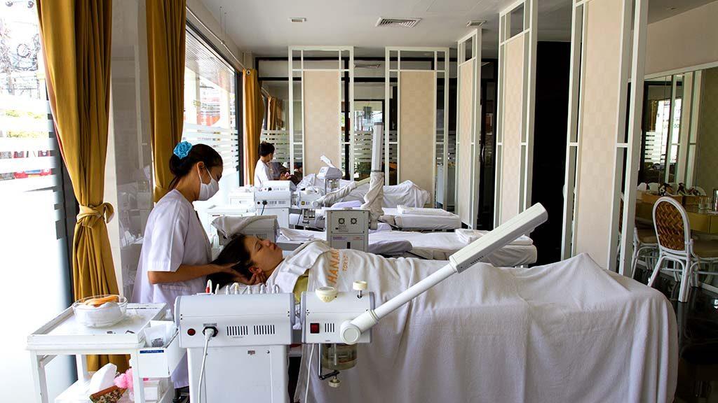Orientala spa, Phuket.