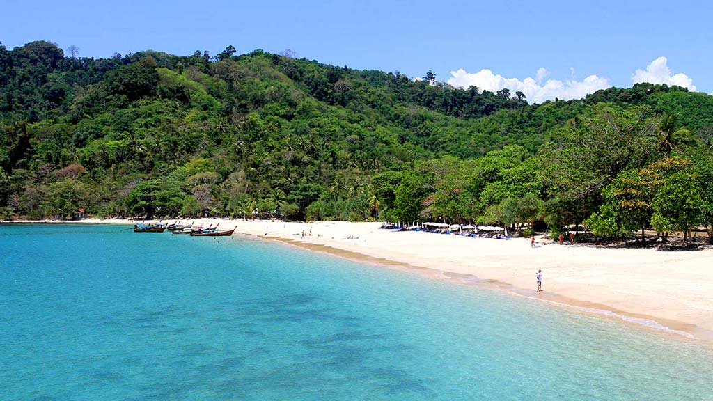 Koh Mook Beach.