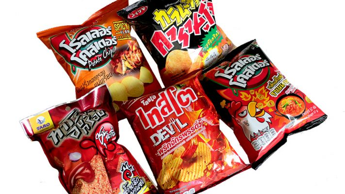 Hot snacks